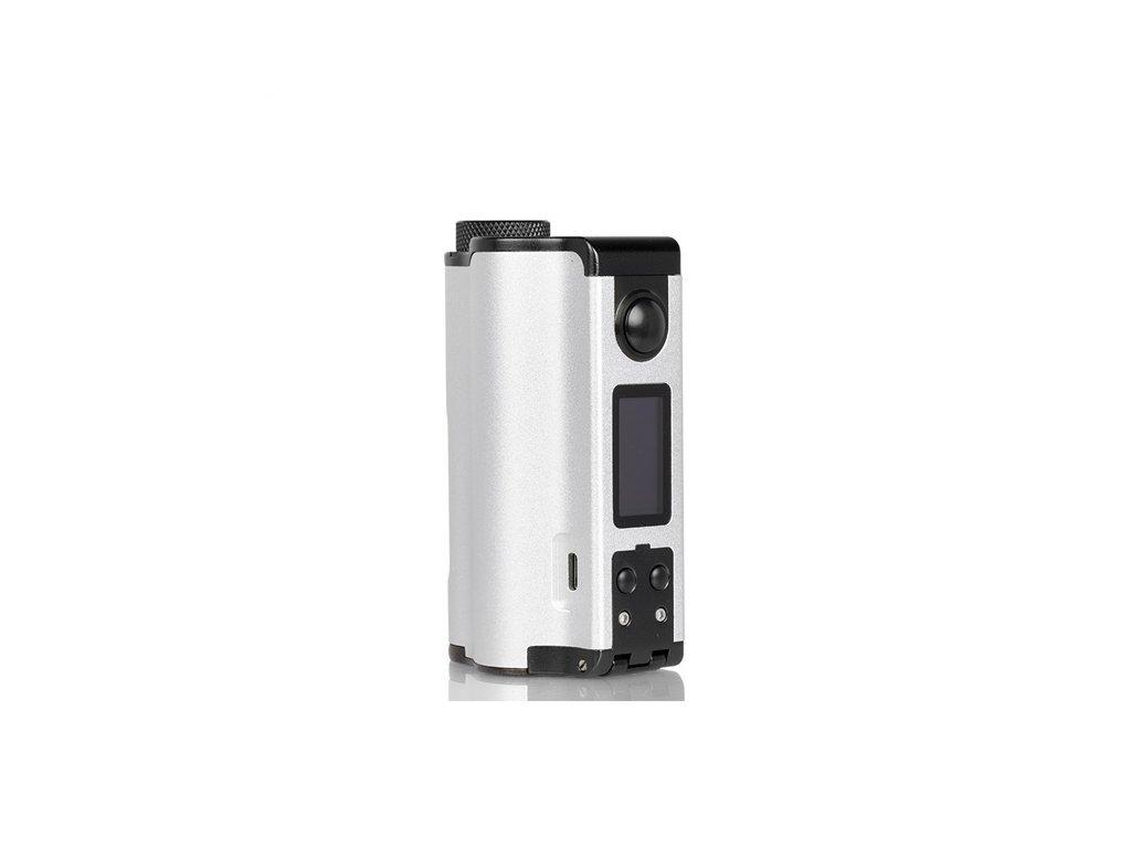 Dovpo Topside Dual 200W Squonk MOD - Stříbrná