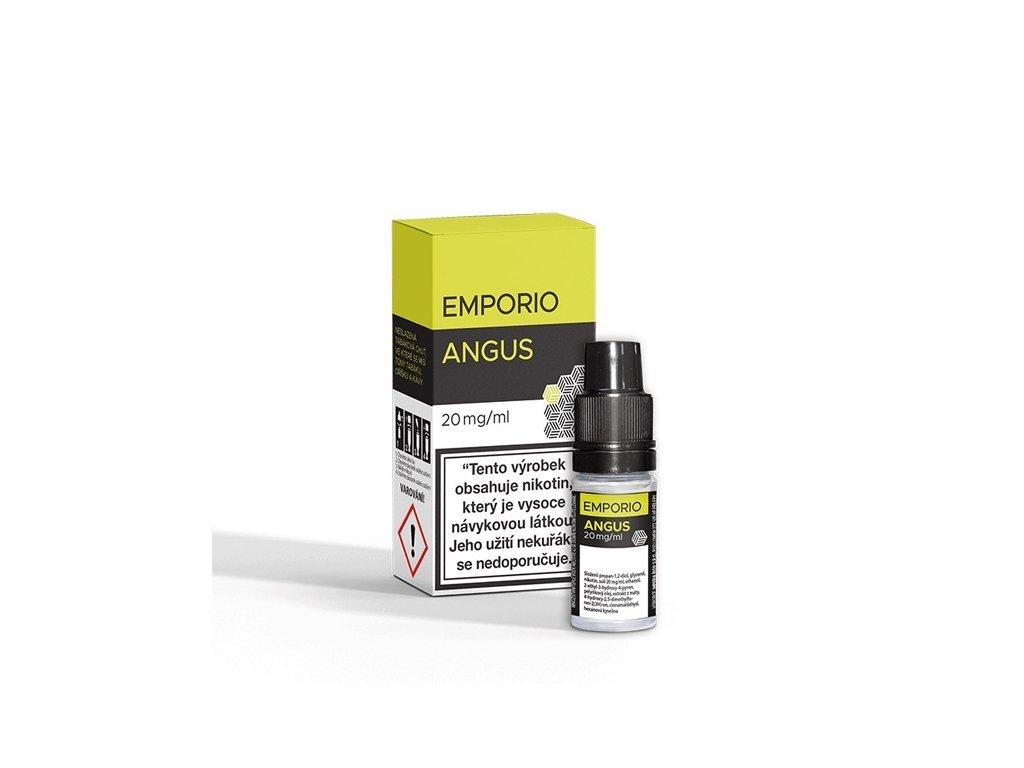 Imperia e-liquid EMPORIO Nic Salt Angus 10ml - 20mg