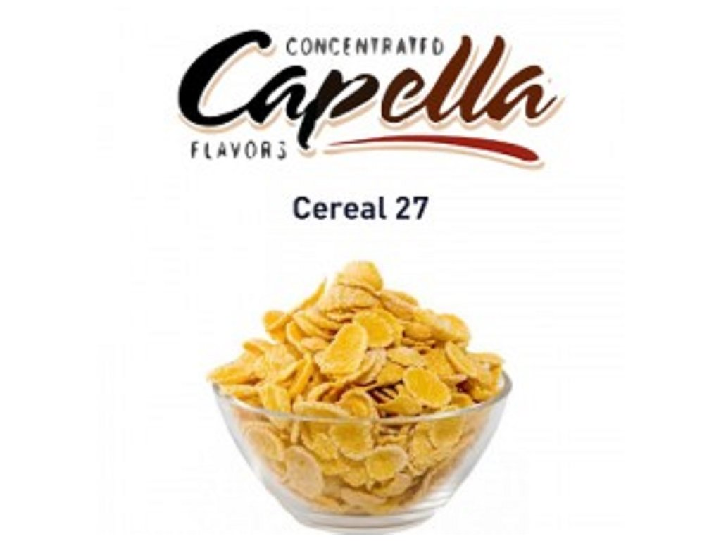 Cereal 27