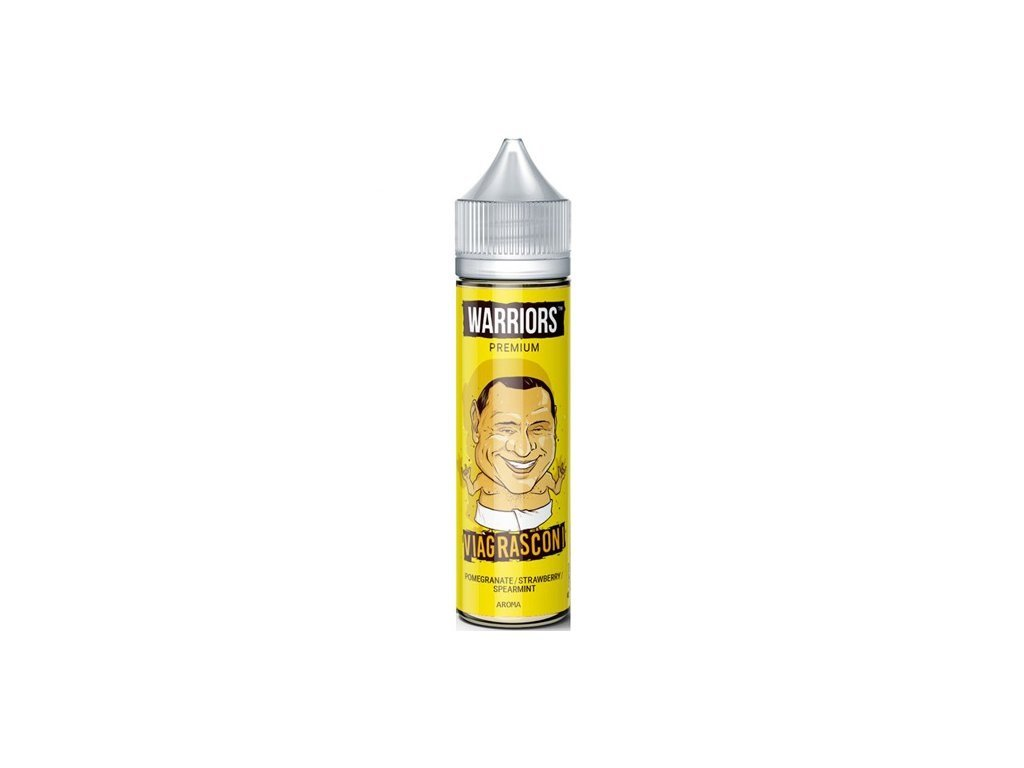 Příchuť Pro Vape Warriors Viagrasconi 20ml