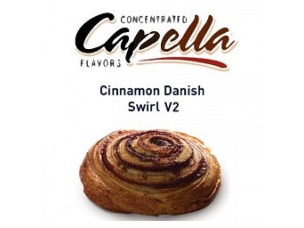 Cinnamon Danish Swirl V2