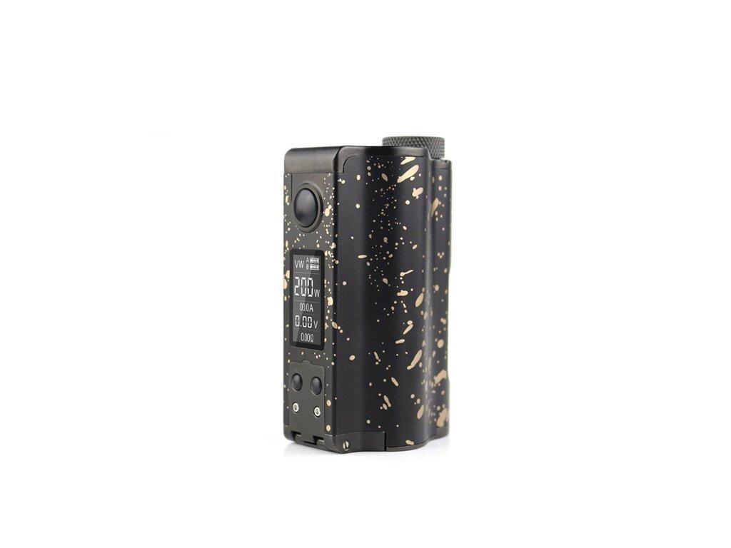 Dovpo Topside Dual SE 200W Squonk MOD - Black/Grey