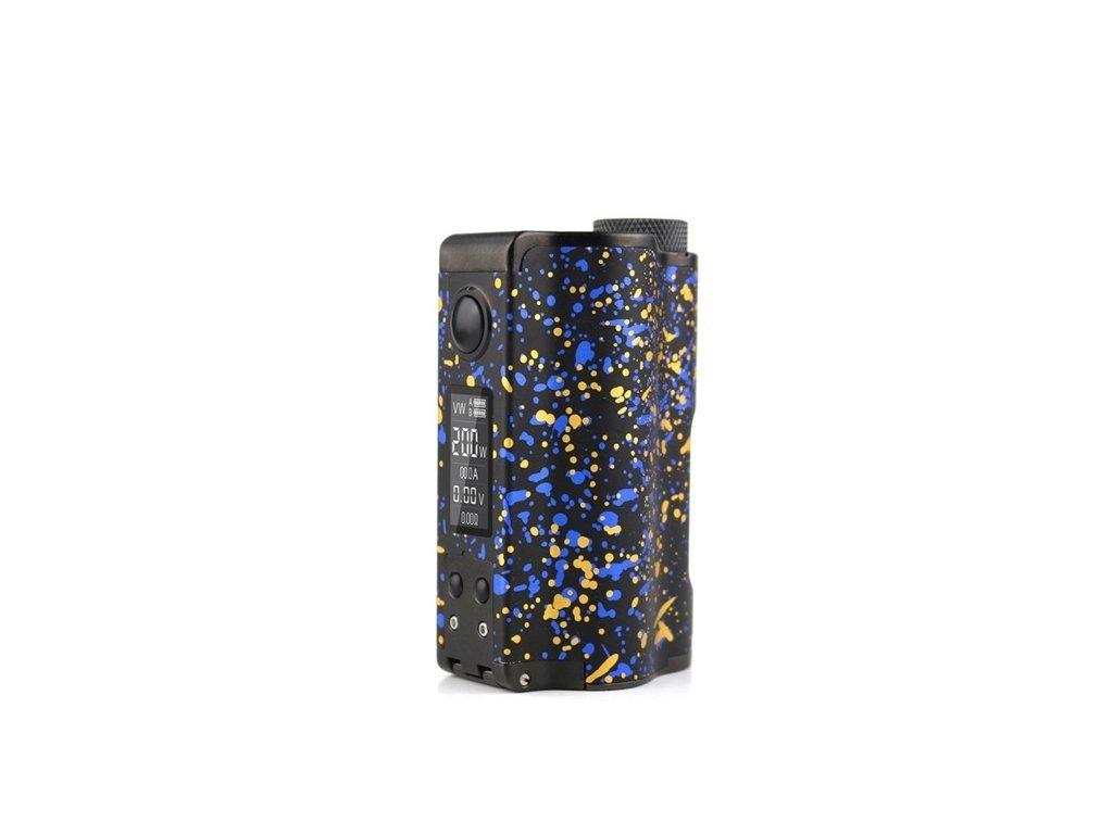 Dovpo Topside Dual SE 200W Squonk MOD - Black/Blue