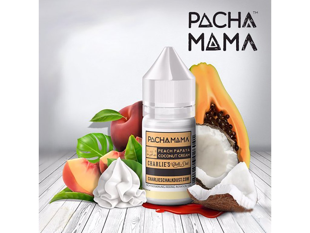 13922 13922 1 prichut charlie s chalk dust pacha mama peach papaya coconut 30ml