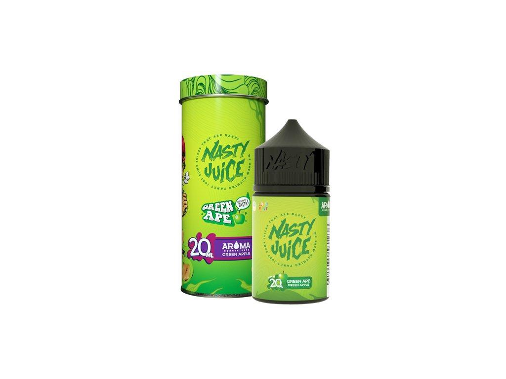 Příchuť Nasty Juice Green Ape 20ml