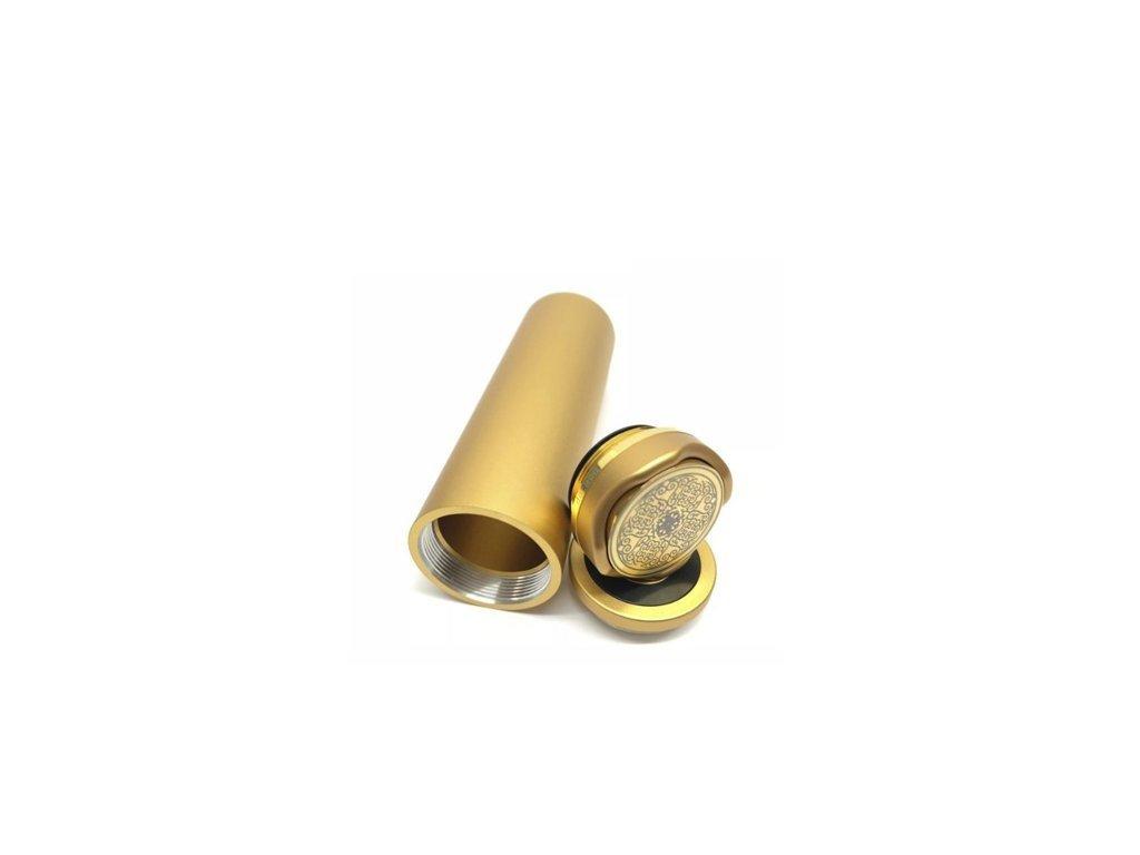 Dotmod Petri Lite 24mm V2 MECH MOD (mechanický grip) - zlatá