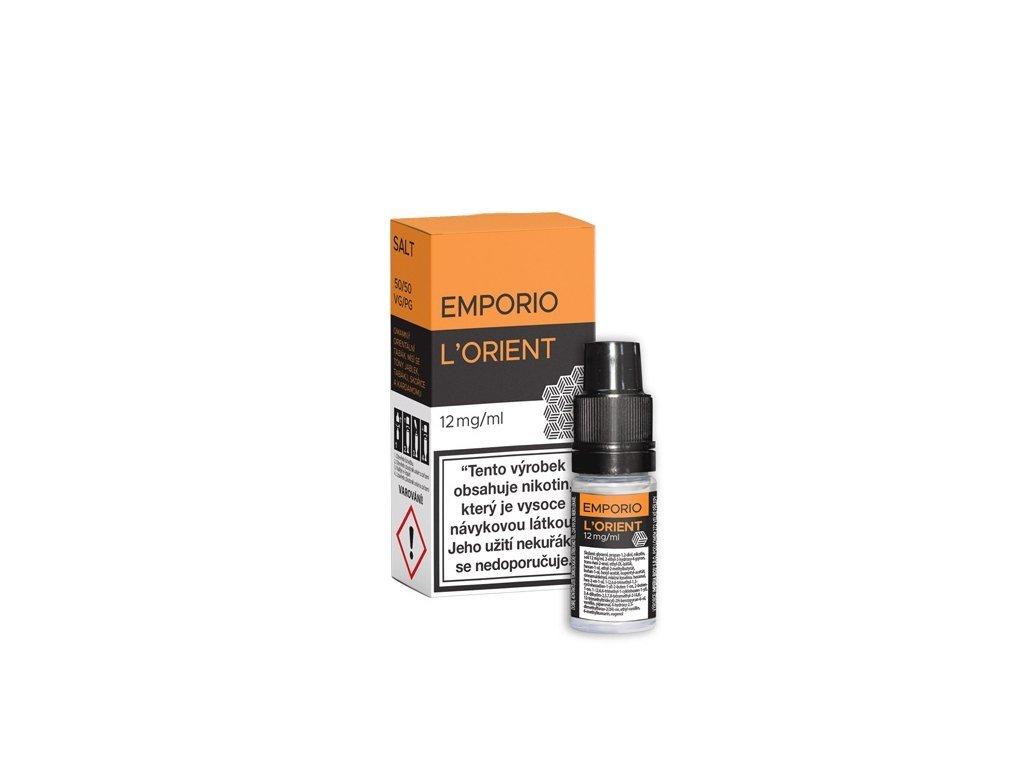 Imperia e-liquid EMPORIO Nic Salt L´Orient 10ml - 12mg