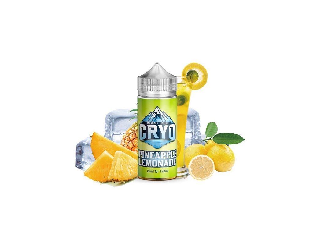 Příchuť Infamous Cryo Pineapple Lemonade SaV 20ml