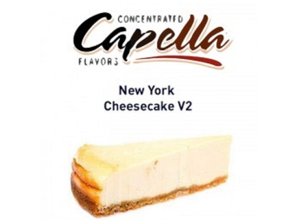 New York Cheesecake V2