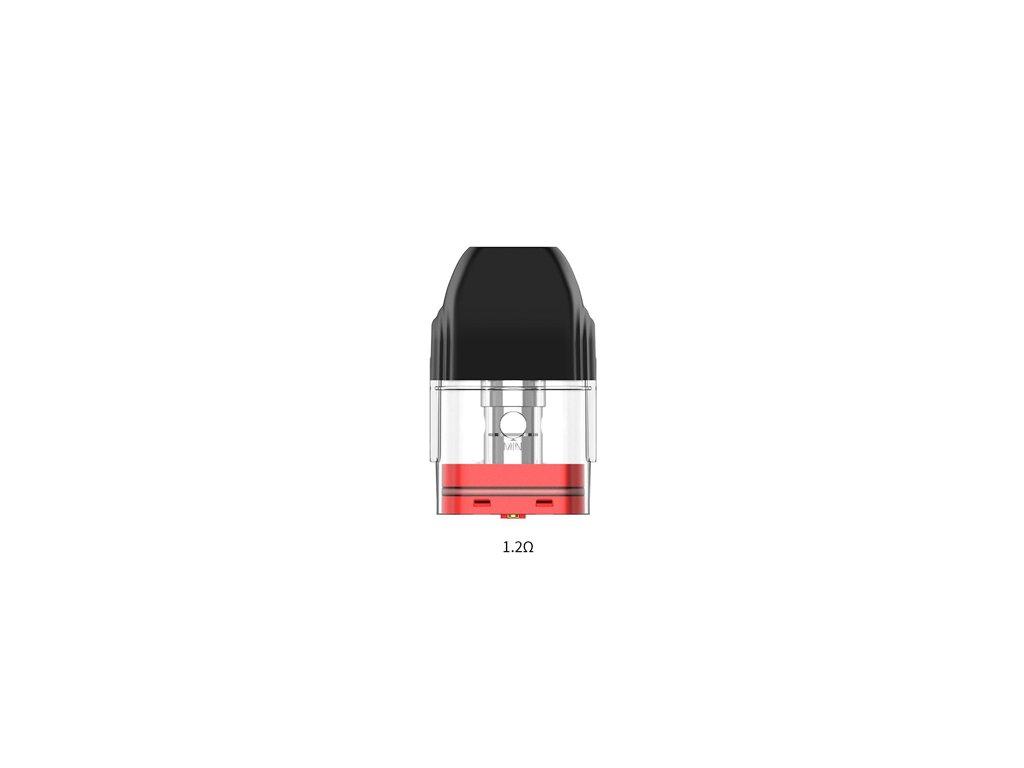 Uwell Caliburn Pod cartridge 1,2ohm černá