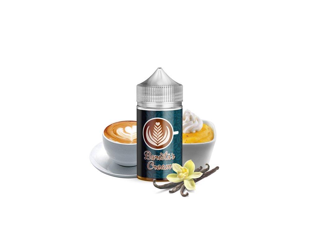 Příchuť Infamous Special 2 Baristas Cream SaV 15ml