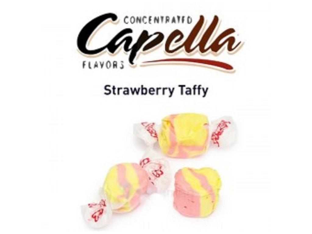 Strawberrry Taffy