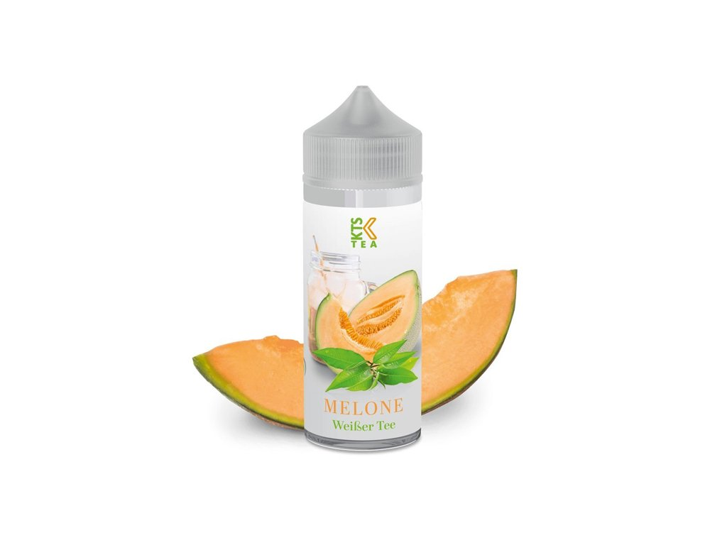 Příchuť KTS Tea Melone Shake and Vape 30ml