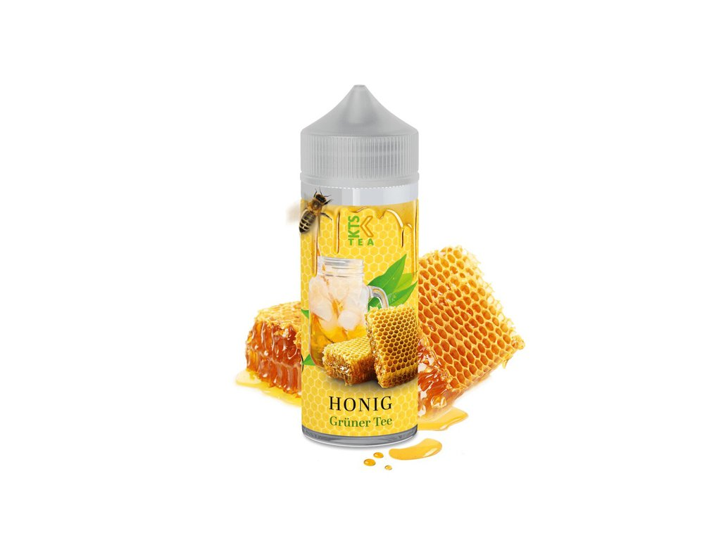 Příchuť KTS Tea Honig Shake and Vape 30ml
