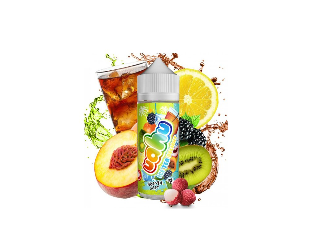 Příchuť UAHU Ice Tea Delight 15ml