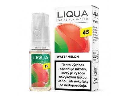 Ritchy-Liqua e-liquid LIQUA 4S Watermelon 10ml - 20mg nikotinu/ml