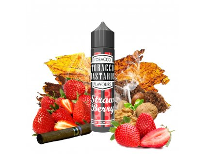 Příchuť Flavormonks Tobacco Bastards Fruit SaV Strawberry Tobacco 12ml