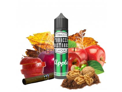Příchuť Flavormonks Tobacco Bastards Fruit SaV Apple Tobacco 12ml