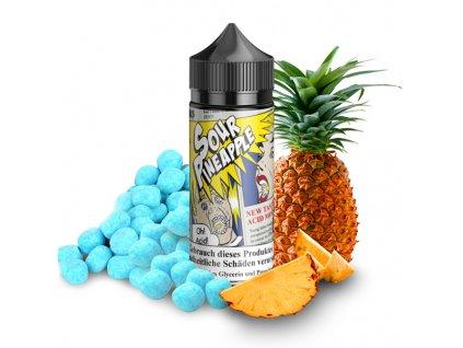 Glitch Sauce Příchuť Acid Mouth Sour Pineapple SaV 30ml