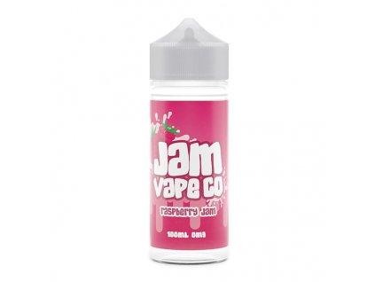 Příchuť Juice Sauz Jam Vape Co Raspberry Jam SaV 30ml