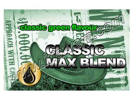 MAX BLEND GREEN KOMP