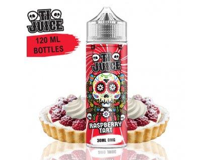 Příchuť TI Juice Raspberry Tart 30ml
