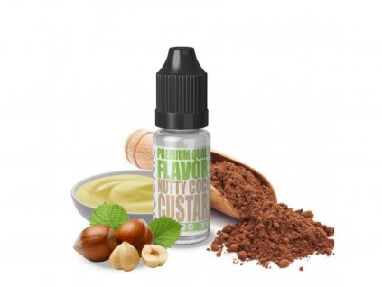 Příchuť Infamous Liqonic Nutty Cocoa Custard 10ml