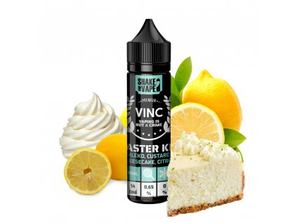 Příchuť VINC Master Key Shake and Vape 10ml