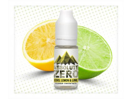 Absolute Zero Product Images Lemon Lime