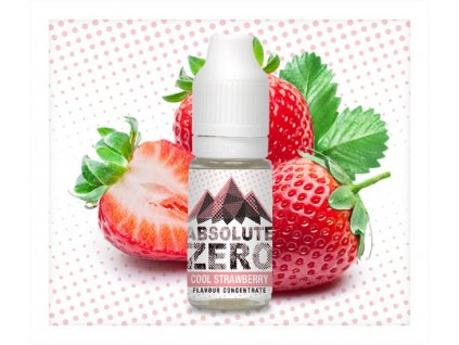 Absolute Zero Product Images Strawberry