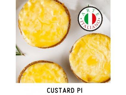 FA Custard Pi / Pudinkový koláč