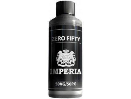 UNIVERZÁNÍ BÁZE ZERO IMPERIA FIFTY VG50/PG50 100ML