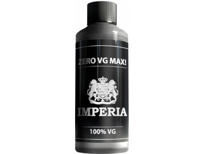 UNIVERZÁNÍ BÁZE ZERO IMPERIA MAX VG 100%VG 100ML