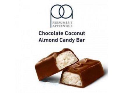 Chocolate coconut bar