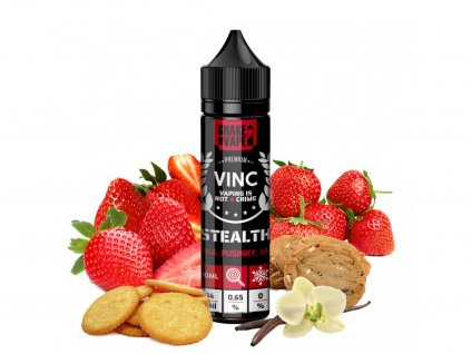 PŘÍCHUŤ VINC STEALTH SHAKE AND VAPE 10ML