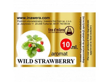 INW WILD STRAWBERRY / Lesní jahoda