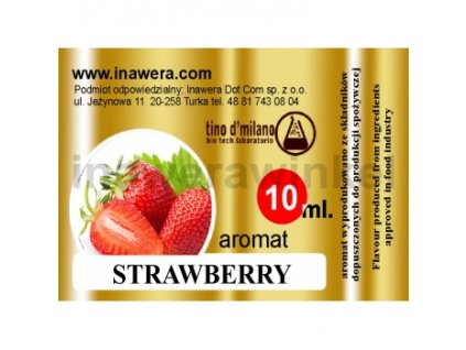INW STRAWBERRY / Jahoda