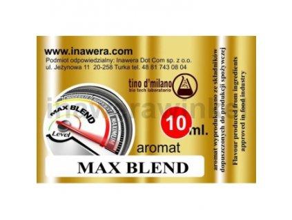 INW MAXX BLEND / Typ Tabáku