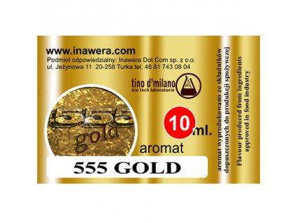 INW 555 GOLD / Typ tabáku