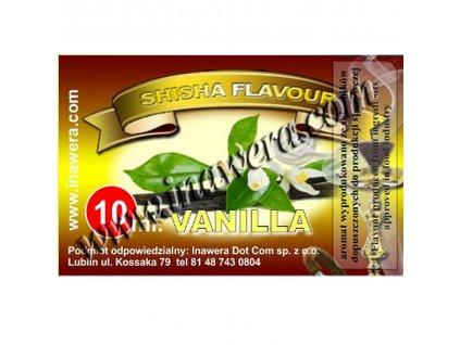 INW SHISHA TYPE VANILLA / Vodní dýmka vanilka