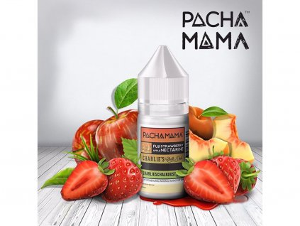 Charlie's Chalk Dust - Pacha Mama  - Fuji, Strawberry, Apple, Nectarine 30ml