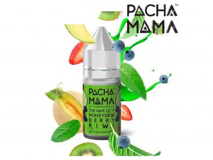Charlie's Chalk Dust - Pacha Mama  - Mint, Honeydew, Berry, Kiwi 30ml
