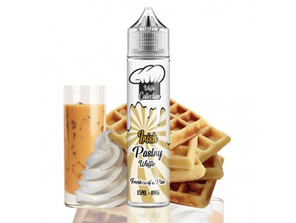 Alpha Origins Příchuť Waffle Collection Shake and Vape Irish Pastry 15ml