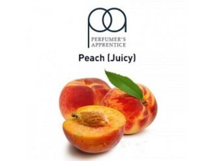 Peach (juicy)
