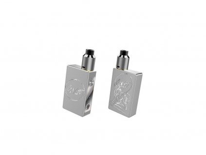 CoilART Mage Box Tricker Kit - Stříbrná