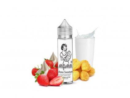 Eco Vape Příchuť Milkshakes Milfsmilk V2 20ml