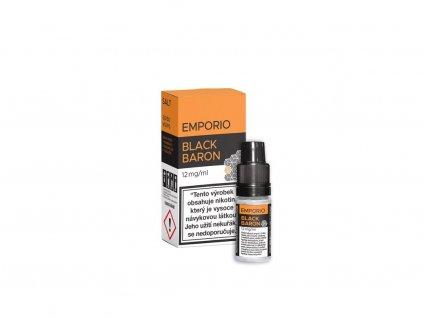 Imperia e-liquid EMPORIO Nic Salt Black Baron 10ml - 12mg