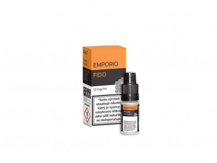 Imperia e-liquid EMPORIO Nic Salt Fido 10ml - 12mg