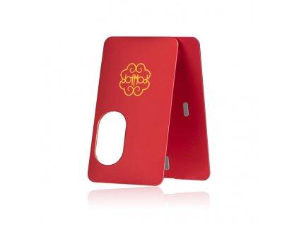 Dotmod dotSquonk 100W boční panely Barva: Červená
