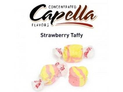 Strawberrry Taffy